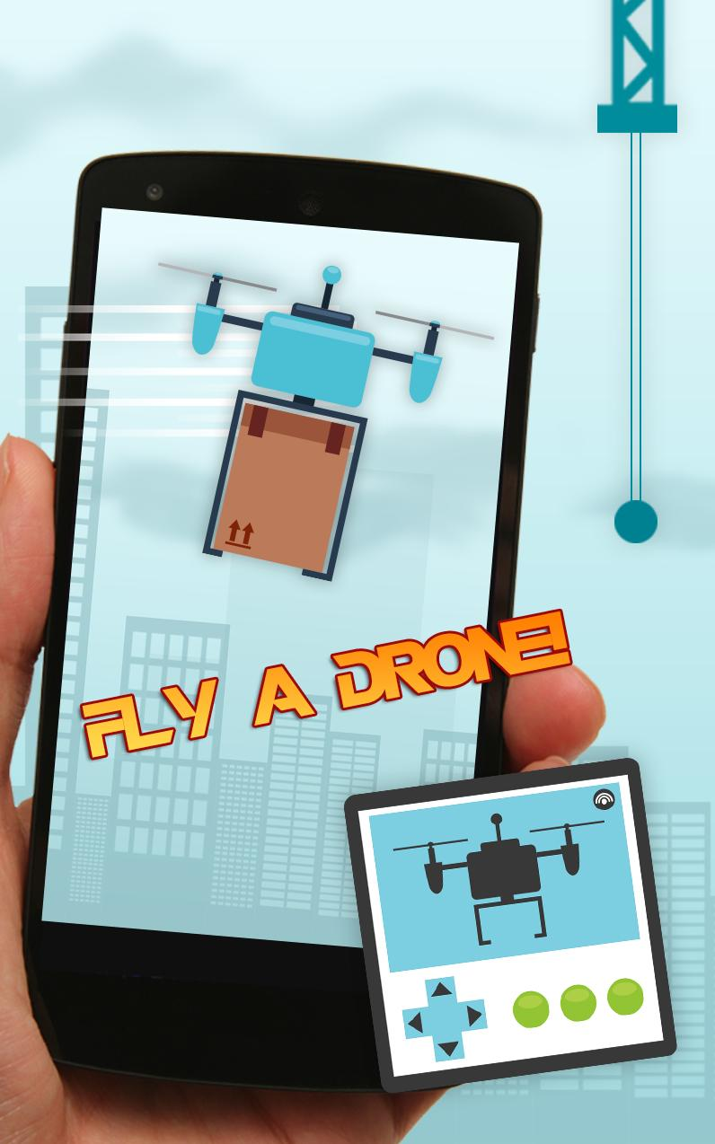 Drone Game Flying Simulator for Android - APK Download