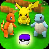Pocket Train Pixelmon Go icon