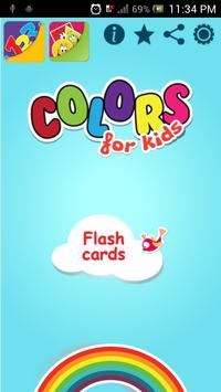 Colors for Kids poster