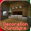 Decoration Furniture Mod mcpe APK