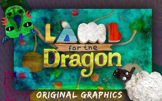 Lamb For The Dragon poster