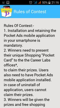 POCKET ADS (New) screenshot 3
