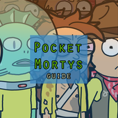 Guide for Pocket Mortys icon
