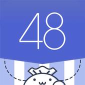 口袋48 icon