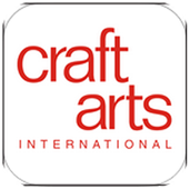 Craft Arts International icon
