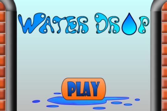 Water-Drop Free poster