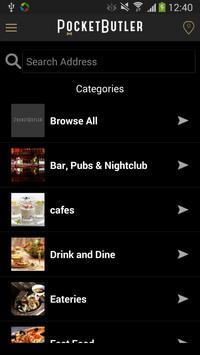 PocketButler apk screenshot