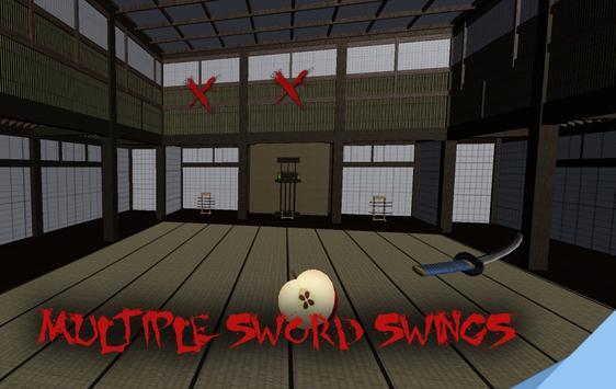 VR Fruit Ninja screenshot 2