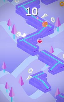 Twisty Bubble Run screenshot 9