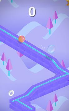 Twisty Bubble Run screenshot 2