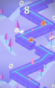 Twisty Bubble Run screenshot 3