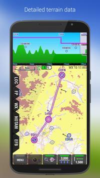 PocketFMS EasyVFR for Pilots screenshot 2