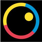 CIRCLE and DOTs icon