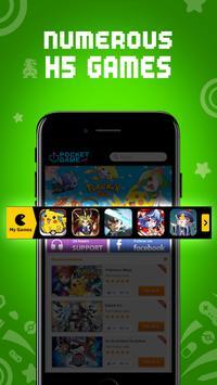 Pocket Game screenshot 1