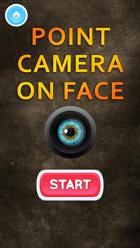 Face Scanner Peresonality poster