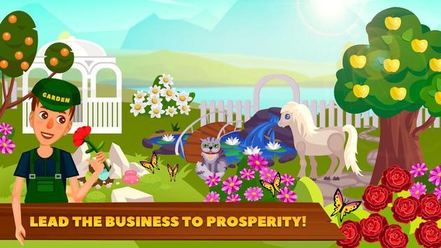 Garden Tycoon - Virtual Gardener Simulator screenshot 14