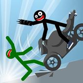 Stickman Crashing Annihilation icon