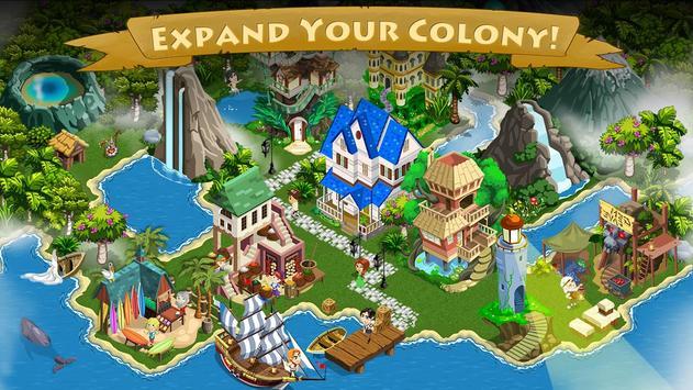 Tap Paradise Cove скриншот приложения