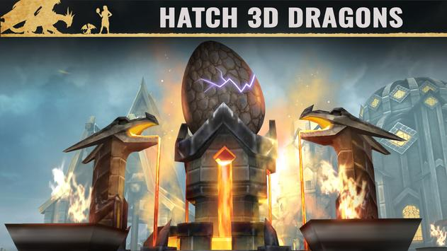 War Dragons apk स्क्रीनशॉट