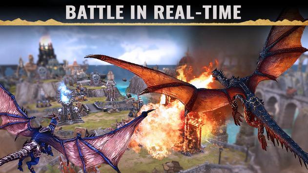 War Dragons apk screenshot
