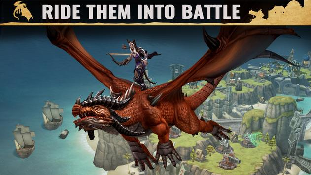 War Dragons apk screenshot