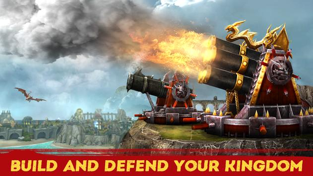WAR DRAGONS: Army of Fire APK-screenhot