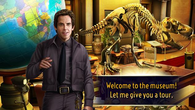 Night at the Museum:Hidden Key-poster