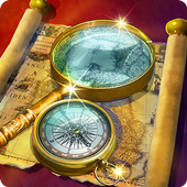 Secret Passages:Hidden Objects आइकन