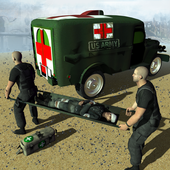 US Army Hero Rescue Story icon