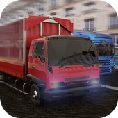 Cargo Truck Transport 3D 2017 icon