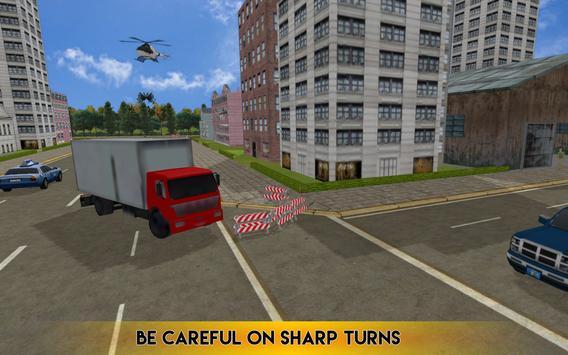 Cargo Truck Transport 3D 2017 screenshot 2