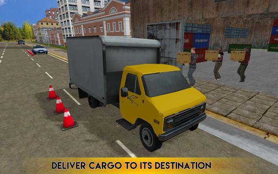 Cargo Truck Transport 3D 2017 screenshot 9