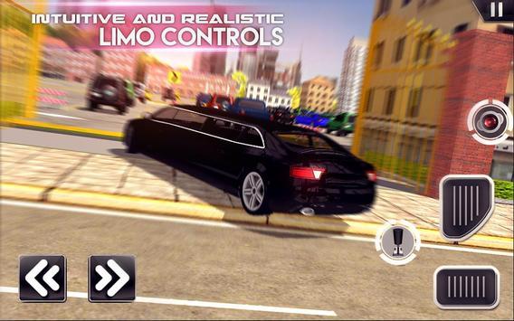 Limo Simulator Luxury Race poster
