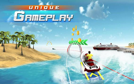 Jet Ski Racer screenshot 1