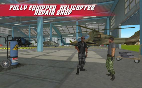 US Army Helicopter Mechanic apk screenshot
