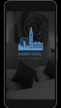 The Sheriff Hotel - London Guide poster