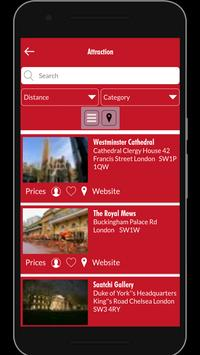 The Sheriff Hotel - London Guide apk screenshot