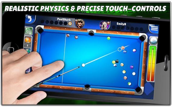 Rivales de billar™ captura de pantalla 7