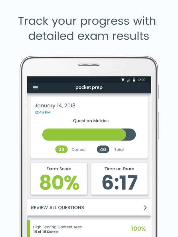 Ase A Series Pocket Prep Apk Download Free Education App For