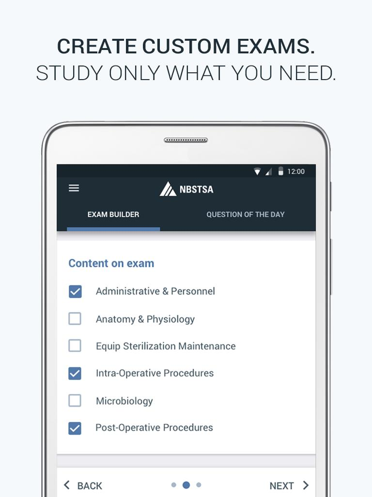 Official NBSTSA CST Exam Prep for Android - APK Download