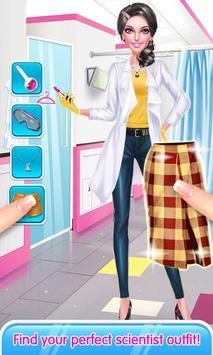 Fashion Scientist Makeover screenshot 2