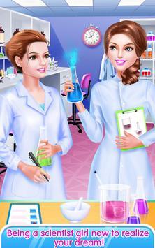 Fashion Scientist Makeover screenshot 5
