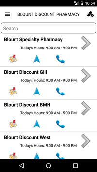 Blount Discount Pharmacy screenshot 1
