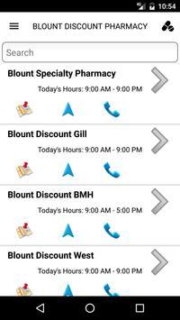 Blount Discount Pharmacy apk screenshot