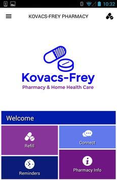 Kovacs-Frey Pharmacy poster