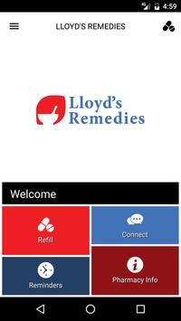 Lloyd's Remedies poster