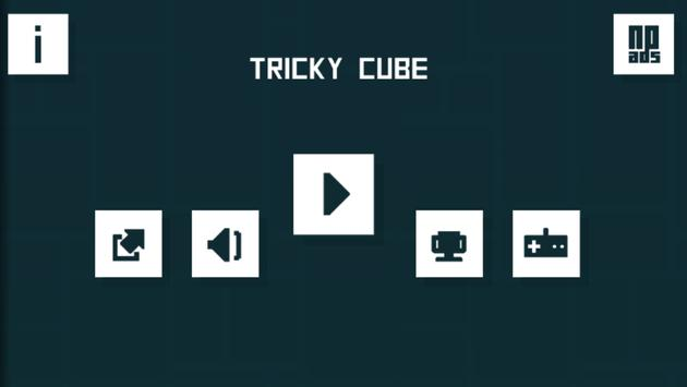 Tricky Cube poster
