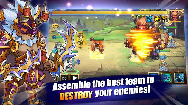 Pocket Summoners apk screenshot