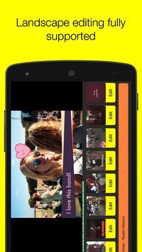PocketVideo - Easy Vlogging apk screenshot