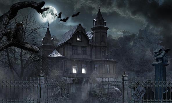 Horror House Live Wallpaper poster